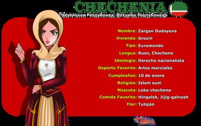 Perfil de Chechenia de Animondos by Dougieus