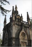 Bellu Cemetery I by Iuliaq