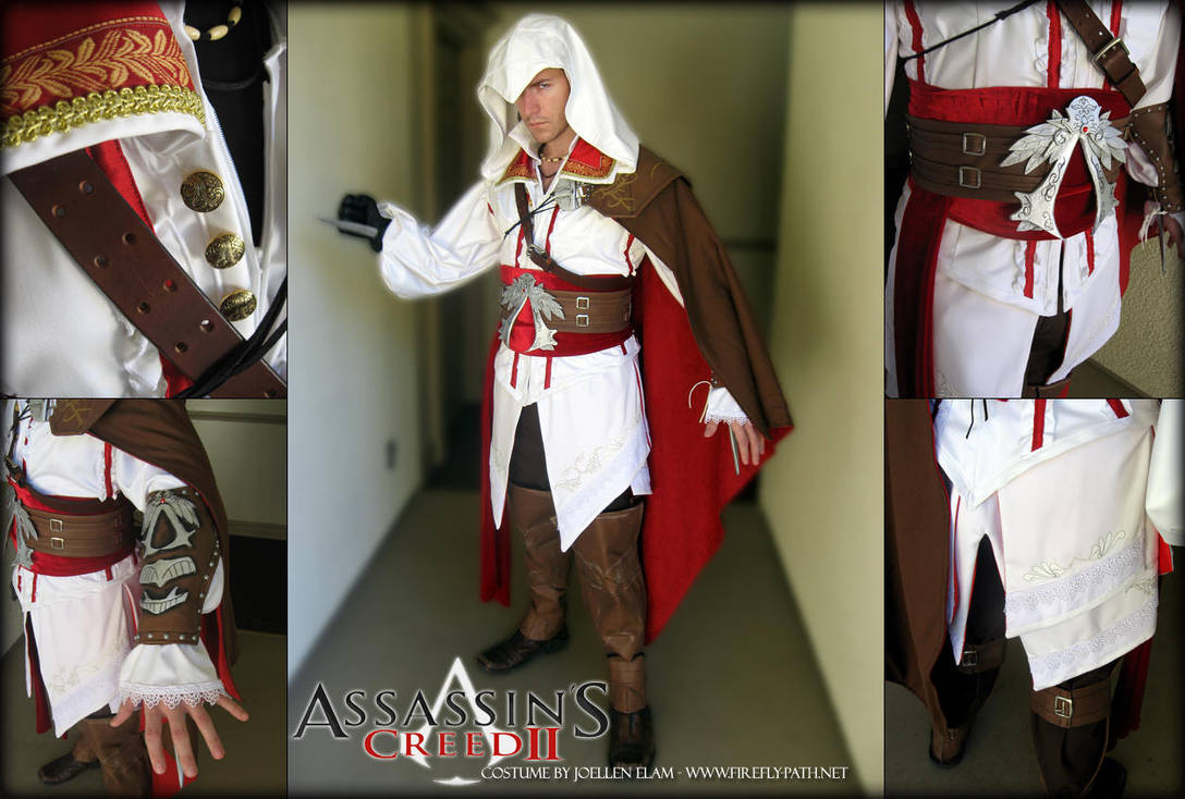 Ezio Assassin's Creed II by Firefly-Path
