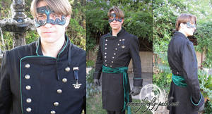 Fantasy Soldier Jacket by Firefly-Path