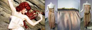 Little Mermaid Sail Dress by Firefly-Path