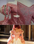 The Little Mermaid Pink Dress by Firefly-Path