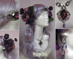 Custom Art Nouveau Set by Firefly-Path