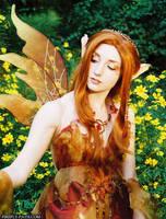 Autumn Fairy by Firefly-Path