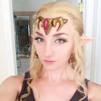 Zelda Selfie by Firefly-Path