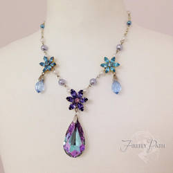 Dewdrop Necklace by Firefly-Path