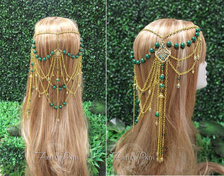 Magical Forest Star Circlet by Firefly-Path
