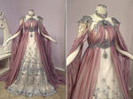 Rose Armor Gown by Firefly-Path