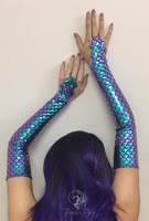 Purple Mersleeves by Firefly-Path