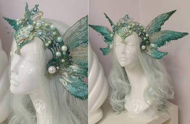 Siren Headress by Firefly-Path