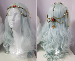 Dalish Elf Circlet by Firefly-Path