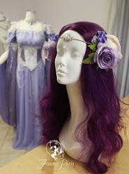 Magic Mirror Headress by Firefly-Path
