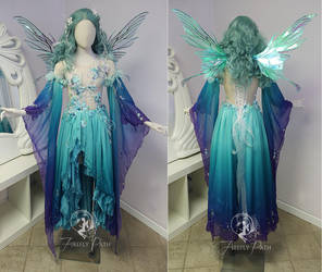 Lagoona Gown by Firefly-Path