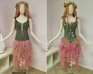 Amazon Costume Hack Butterfly Pixie by Firefly-Path