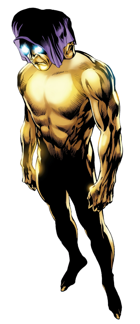 The Living Tribunal (Infinity Conflict) by FictionalOmniverse