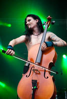 Apocalyptica 20 by GIVEthemHORNS