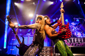Steel Panther 4 by GIVEthemHORNS