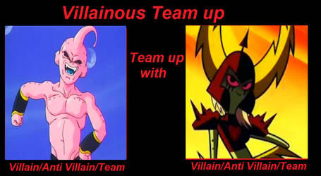 What if Kid Buu and Lord Dominator Team Up? by MarkellBarnes360
