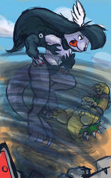 [$] Bowser gets taken for a ride by runde