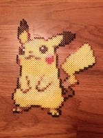 Pikachu by Bgoodfinger