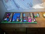 Super Mario World Commish WIP .:2:. by Bgoodfinger
