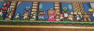 Super Mario World Commission - Final by Bgoodfinger