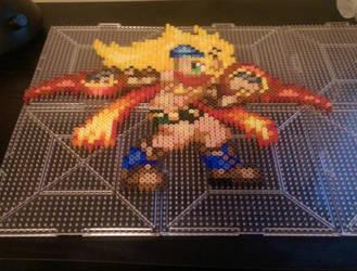 CSW Rikku Final Fantasy X-2 by Bgoodfinger