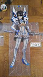 .:Satsuki Kill La Kill:. by Bgoodfinger