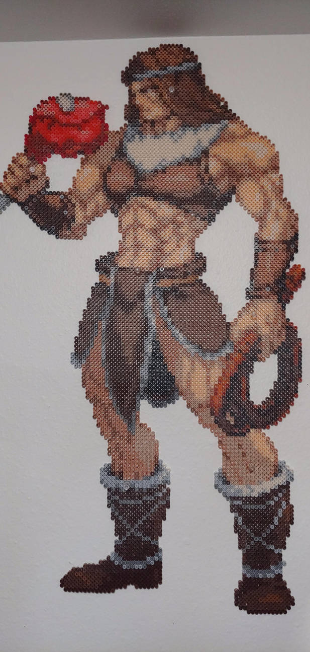 Simon Belmont featuring Wall Chicken by Bgoodfinger