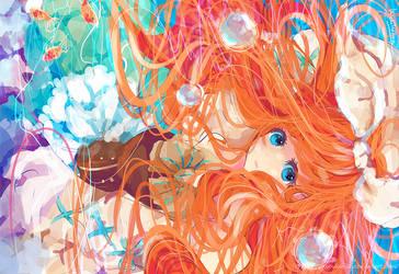Sinking Koeda by KyouKaraa