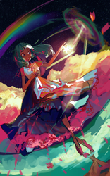 SKYs Dance by KyouKaraa