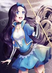[Art Trade] Alice by Reddomi