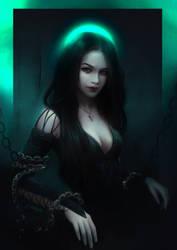 Bellatrix, the Martyr by Elvanlin