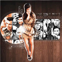 Love don't true? by wonderfulisddl