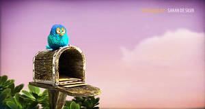 The Bird by sahandsl
