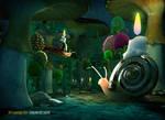 The Dream by sahandsl