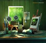 The Studio by sahandsl