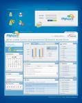 Web Interface 4 by sahandsl