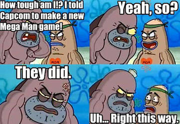 How Tough Are Ya? 4 by Roro102900