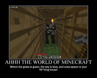 Minecraft by UOfan