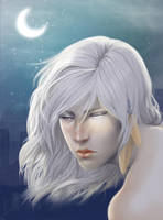 Nightingale by Eksafael