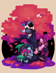 Fun Gang by Eksafael