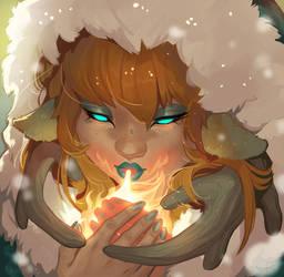cold by Eksafael