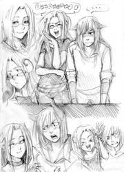 sketches 15.05 by Razurichan