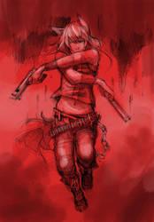 Revenge by Razurichan