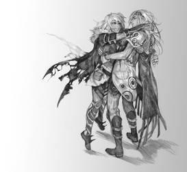 You won't lift me dummy by Razurichan