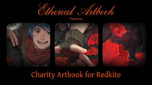 Ethereal Artbook Preview by Razurichan