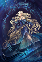Artemis by Razurichan