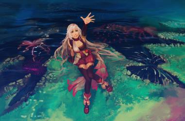 Hope by Razurichan