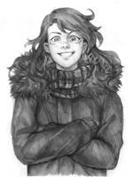 self-portrait! by Razurichan
